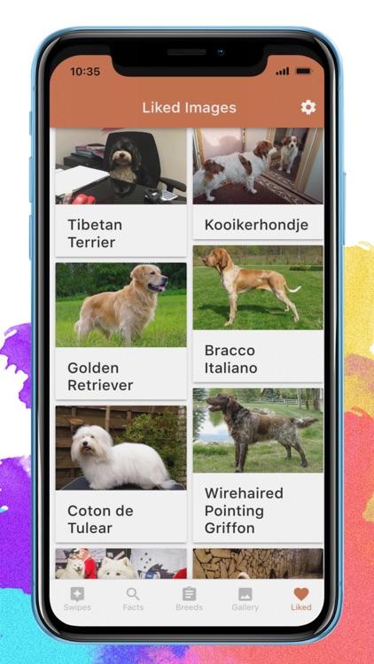 Doginder - Dog Encyclopedia screenshot-4