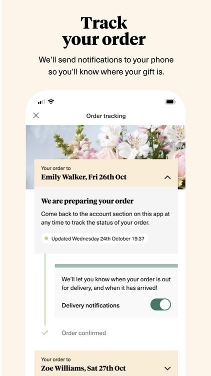 Bloom & Wild - Flowers & Gifts screenshot-4