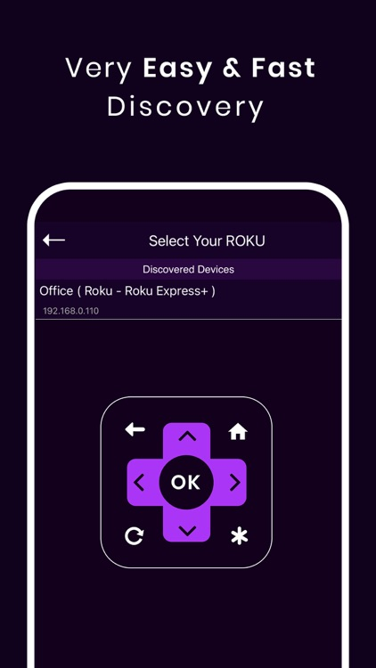 MTS: Universal Remote For ROKU