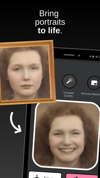 TokkingHeads: Portrait Video screenshot-0