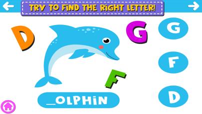 Find The Missing Letter screenshot 1