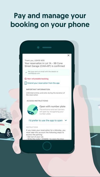 ElParking - Book your parking screenshot-3