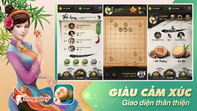 ZingPlay - Game bài - Game cờ for windows pc