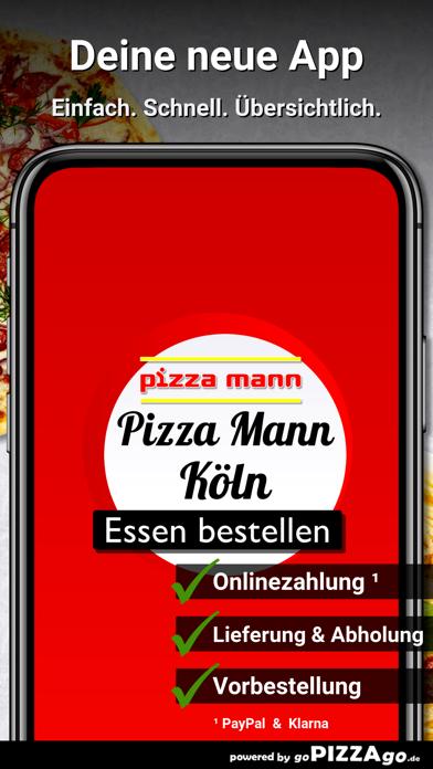 Pizza Mann Köln Bayenthal screenshot 1