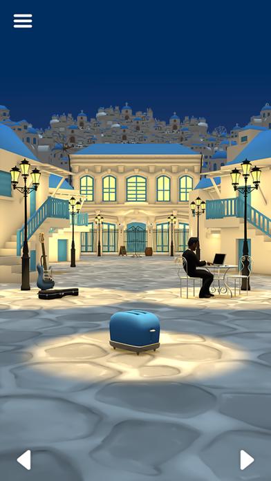 脱出ゲーム サントリーニ ~エーゲ海広がる青と白の街~のおすすめ画像5