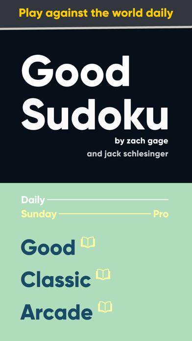 Good Sudoku by Zach Gage screenshot #6