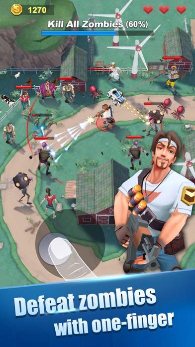 Mow Zombies free Diamonds hack