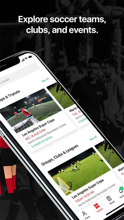 ENDALGO - Find Soccer Near You screenshot-4