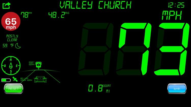 Speedbox Digital Speedometer screenshot-6