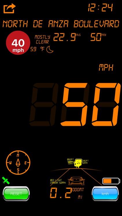 Speedbox Digital Speedometer screenshot-4