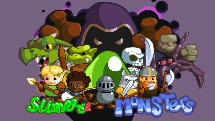 Slimes and Monsters screenshot-9