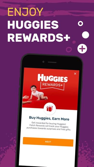 Fetch: Rewards On All Receipts Screenshot
