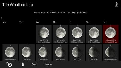 Tile Weather Lite screenshot 4