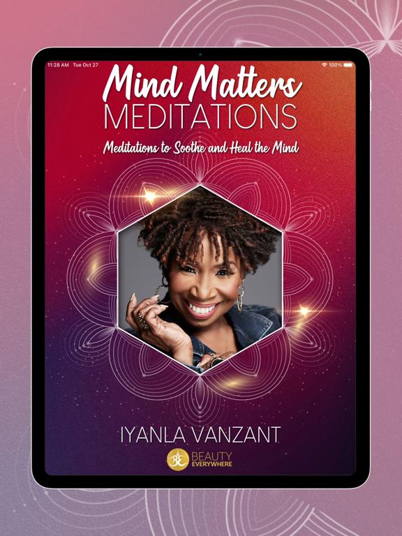 Mind Matters Meditations screenshot 9