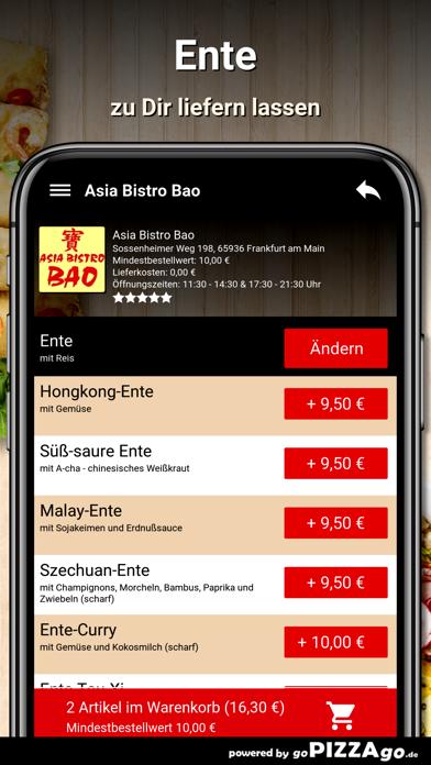 Bistro Bao Frankfurt am Main screenshot 5