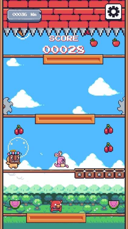 Pixel Jump : Endless Runner screenshot-5