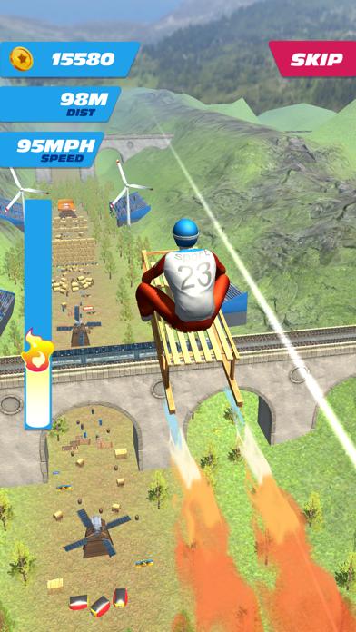Ski Ramp Jumping screenshot 2