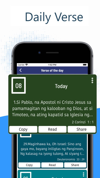 Tagalog Bible Pro (Ang Biblia) screenshot-5