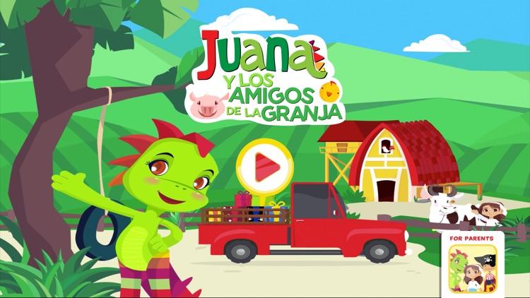 Play & Learn Spanish - Farm screenshot-0