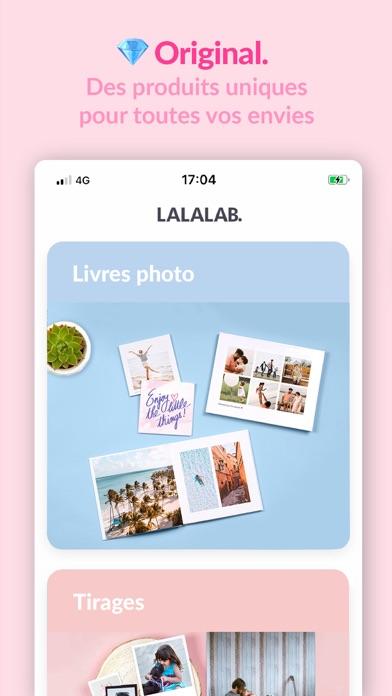 LALALAB. Impression photo