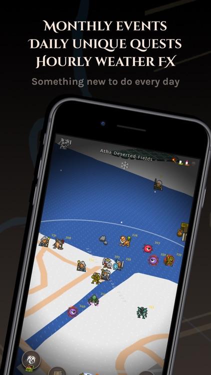 Orna: Turn based GPS RPG screenshot-5