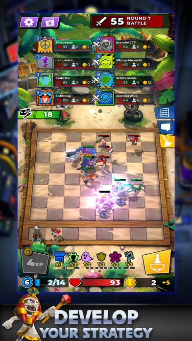 Screen Shot Chaos Combat Chess 1