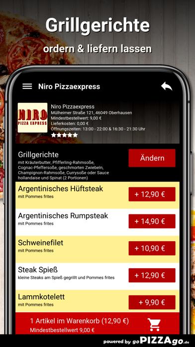 Niro Pizzaexpress Oberhausen screenshot 6