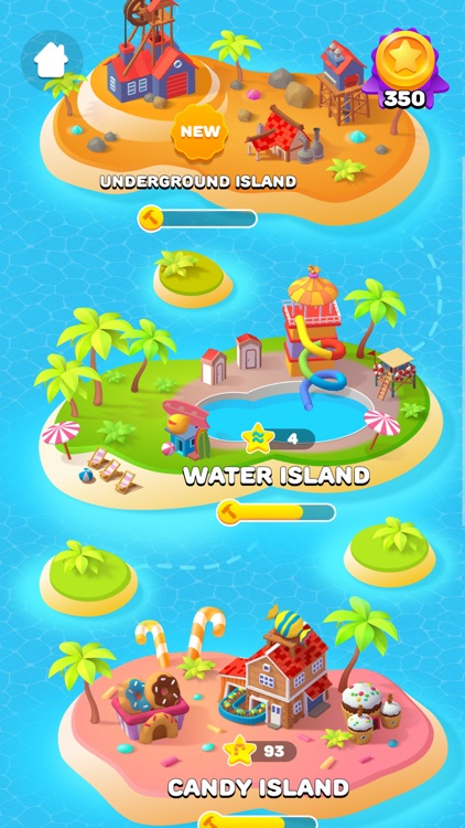 Sand Balls - Digger Puzzle screenshot-4