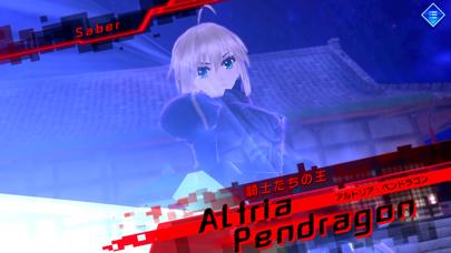 Fate/EXTELLA LINK screenshot1