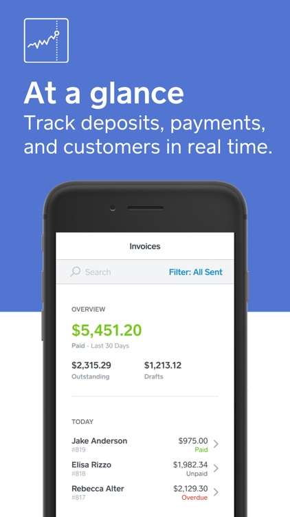 Square Invoices: Invoicing App screenshot-3