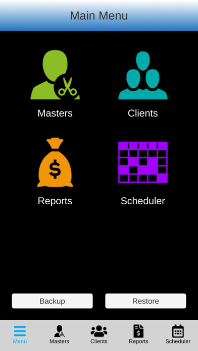 Salon Software Pro Screenshots