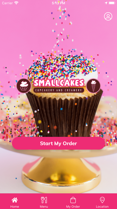 Smallcakes Cupcakery and CreamScreenshot of 1
