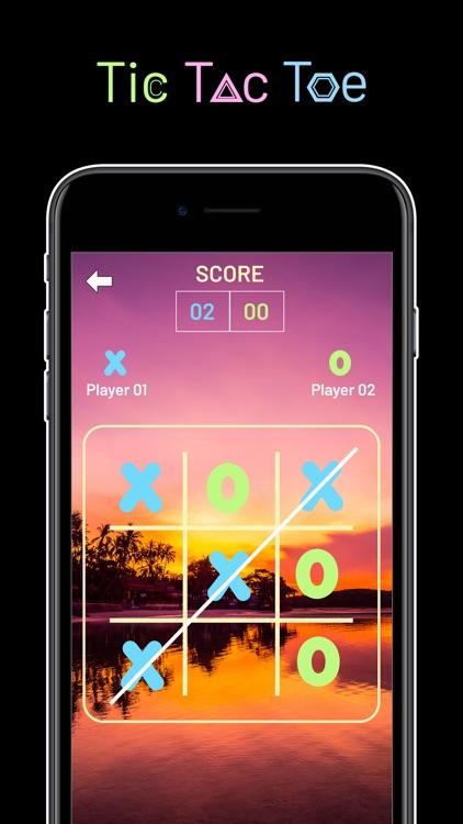 Classic Tic Tac Toe Game screenshot-4