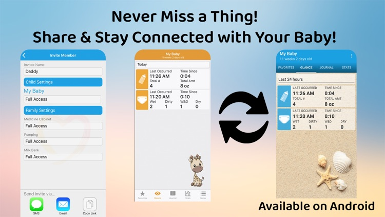 ParentLove Baby Tracker screenshot-4