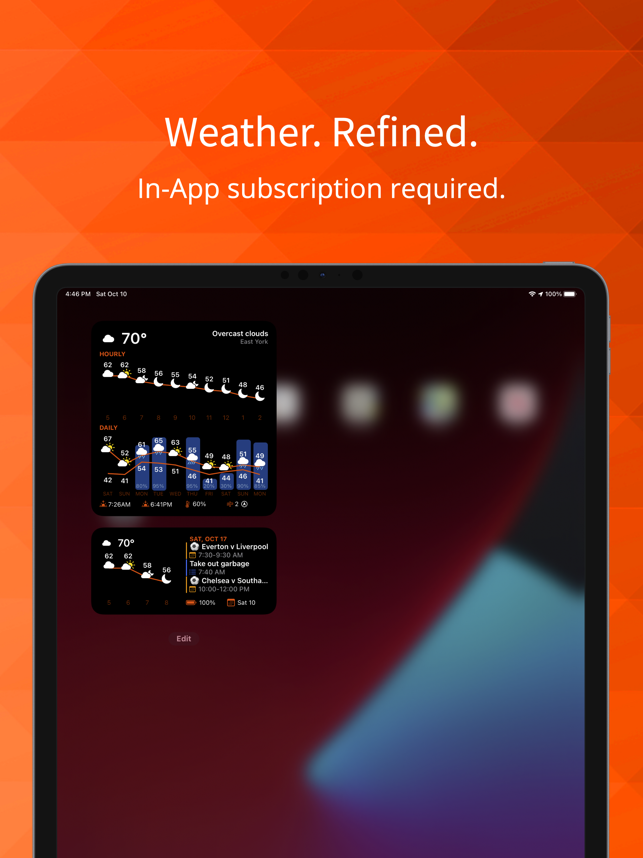 ‎Widget Wizard Capture d'écran
