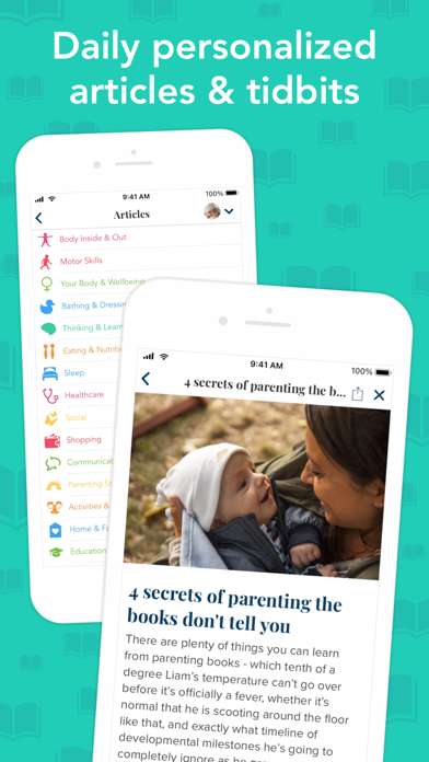 messages.download Ovia Parenting & Baby Tracker software