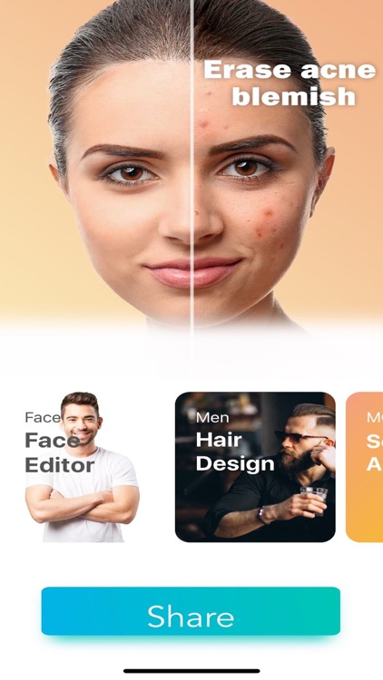 Mia-Face & Body Retouch Editor screenshot-4