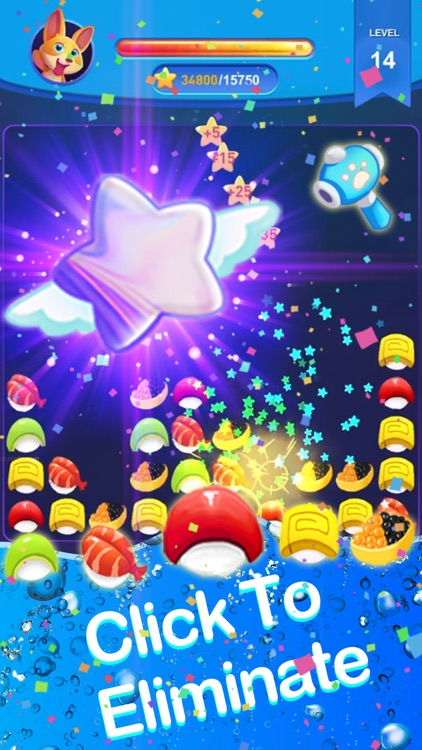 TwinklePop-Crush Puzzle Game