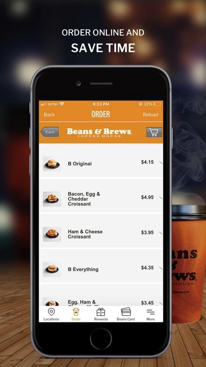 Beans & Brews screenshot-3