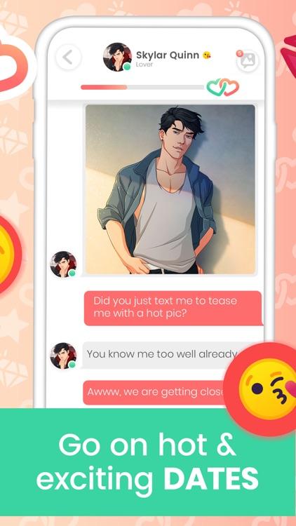 Lovelink™- Chapters of Love screenshot-3