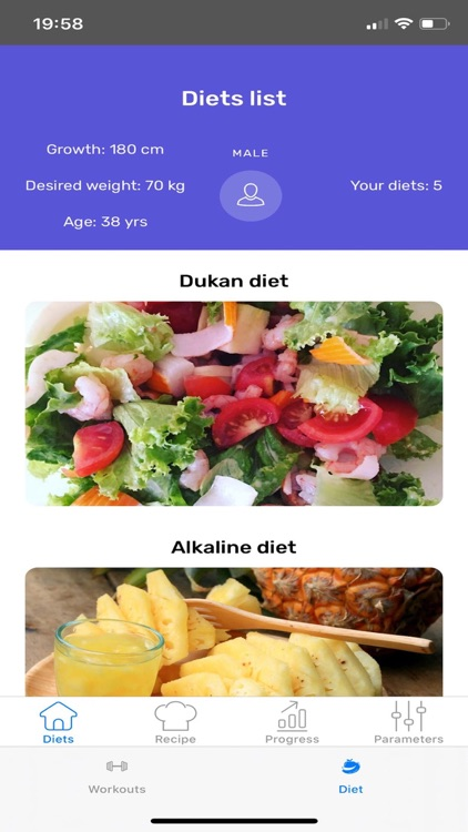 Fitness365: Gym & Meal Planner screenshot-3