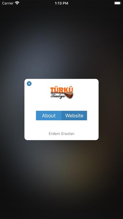 Türkü Radyo screenshot-3