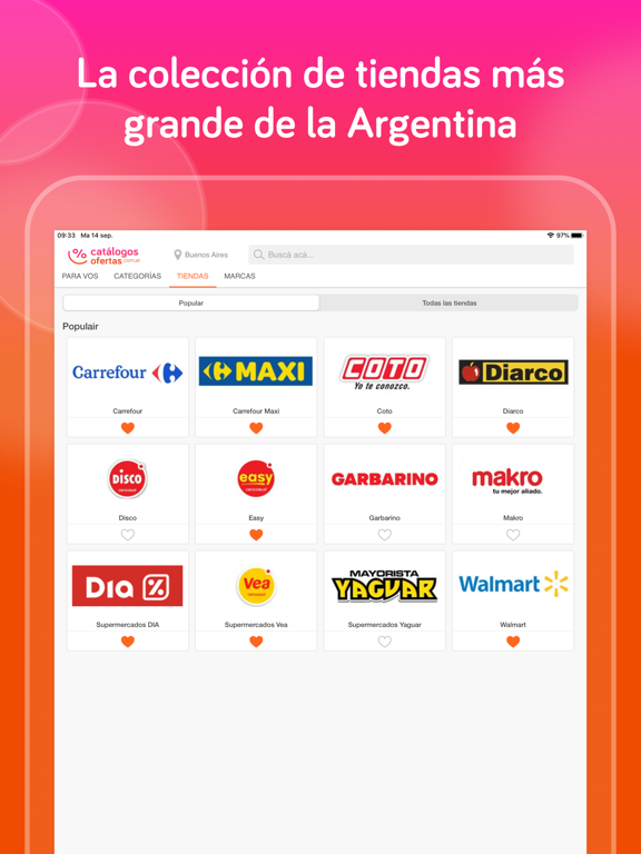 Catálogos y ofertas Argentina screenshot 11