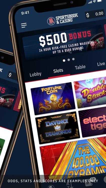 Barstool Sportsbook & Casino screenshot-6