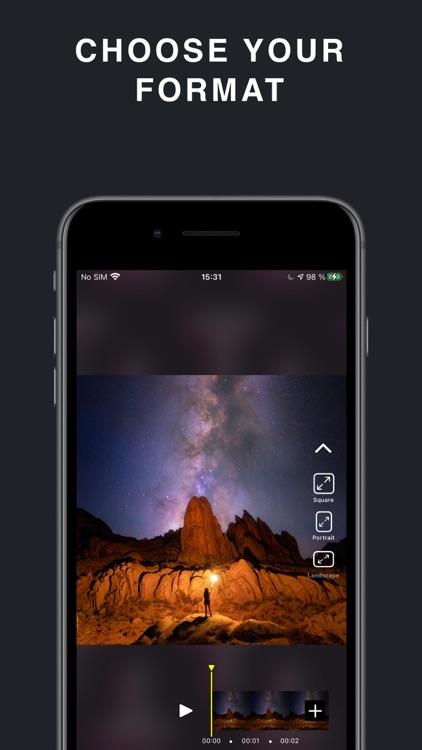 TrueType - Handy Video Editor screenshot-3