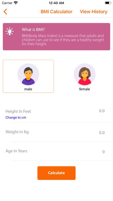 Dream Gym screenshot 2