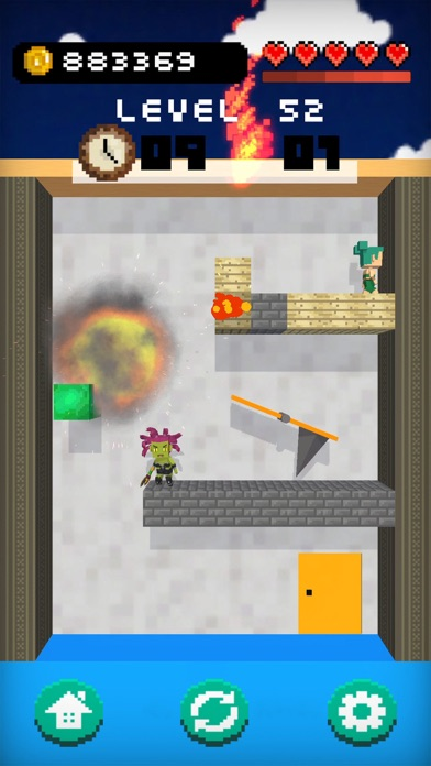 FIREscape - 脱出ゲーム カジュアル 謎解き紹介画像2