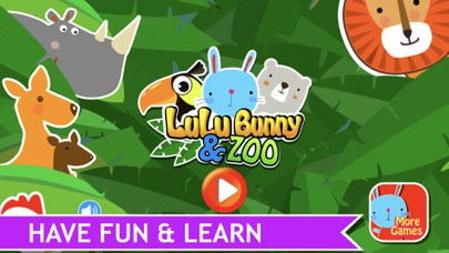 LuLu ZOO Kids Game screenshot 1