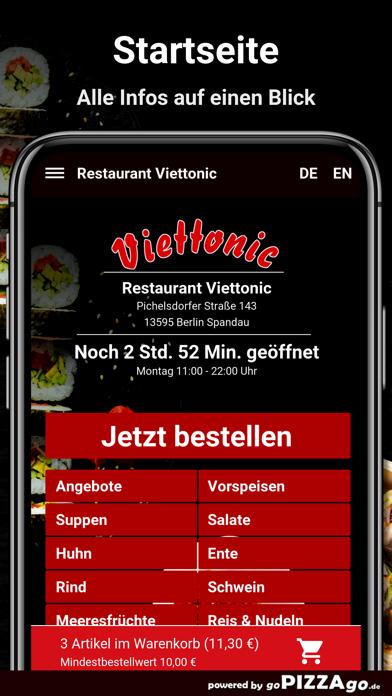 Viettonic Berlin Spandau screenshot 2