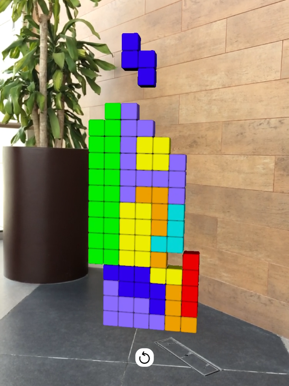 Tetris - AR Screenshots